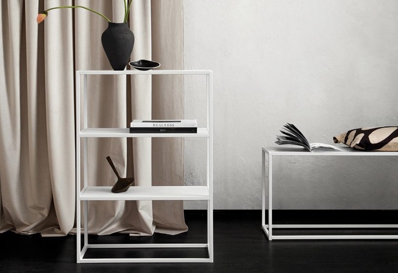 Design of storage shelf mini