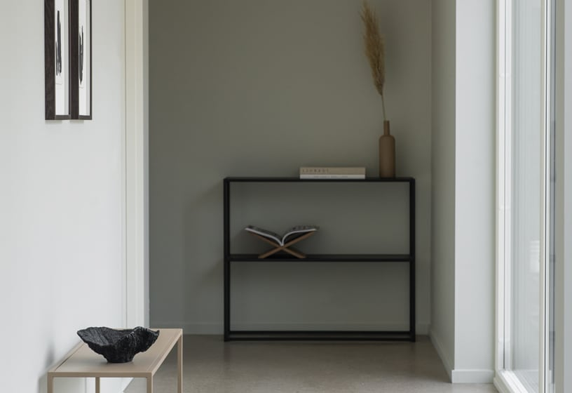 Design of storage sideboard