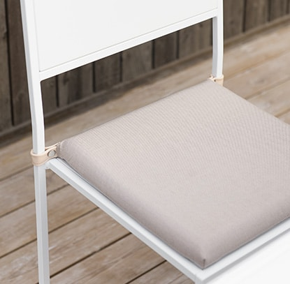 design of accessories chair cushion