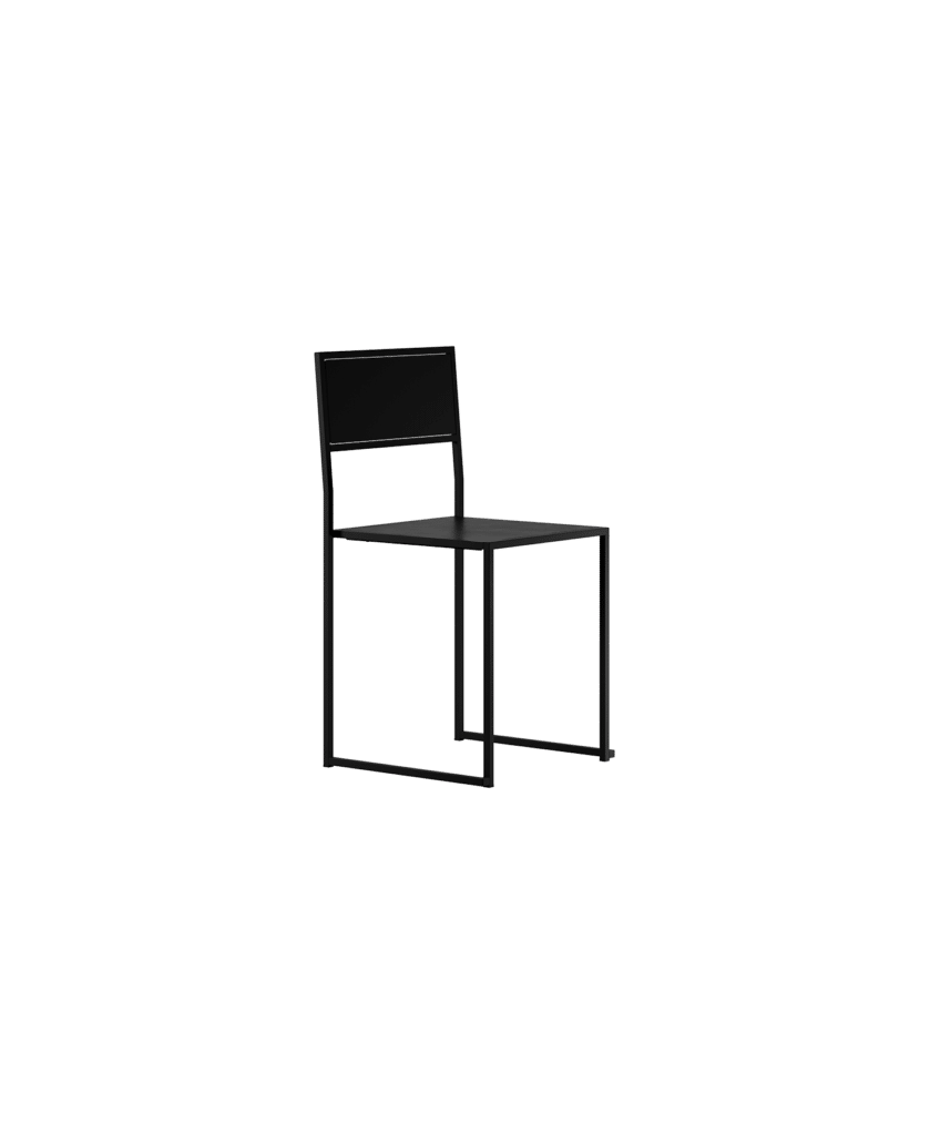 Design Of Chair Black DOJH-ST2-S