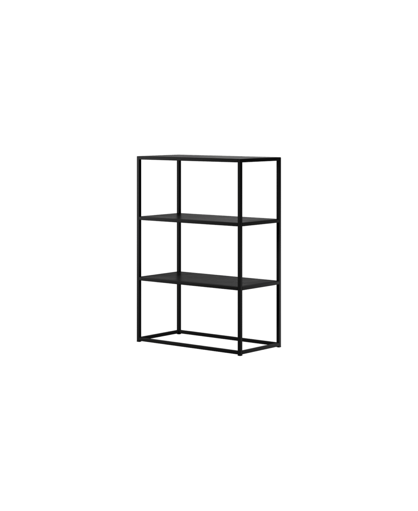 Design Of Shelf Mini Black DOJH-603085-S